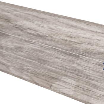 Плинтус Wimar 58мм c кабель каналом 832 Дуб ведре 2500х58х25мм