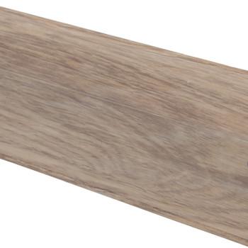 Плинтус Wimar 58мм c кабель каналом 810 Дуб гроссо 2500х58х25мм