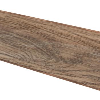 Плинтус Wimar 58мм c кабель каналом 811 Дуб орно 2500х58х25мм