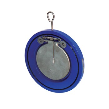 Клапан обратный одностворчатый DENDOR 008С Ду250 Ру16
