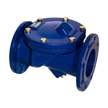 Клапан обратный одностворчатый DENDOR 015F Ду80 Ру16