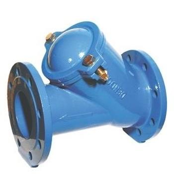 Клапан обратный шаровой DENDOR 012F Ду200 Ру16