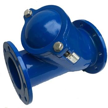 Клапан обратный шаровой DENDOR 012F Ду250 Ру16