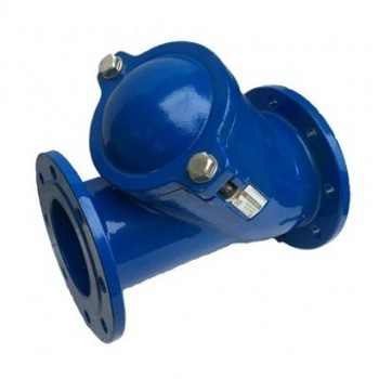 Клапан обратный шаровой DENDOR 012F Ду300 Ру16