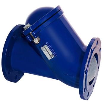 Клапан обратный шаровой DENDOR 012F Ду32 Ру16