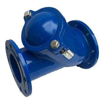 Клапан обратный шаровой DENDOR 012F Ду40 Ру16
