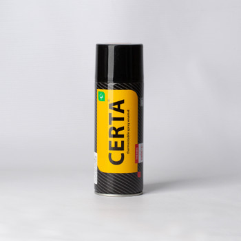 Эмаль термостойкая антикоррозионная (до+750°С) CERTA медная, 0,52л
