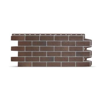 Панель фасадная Docke Berg коричневый 1010х430мм