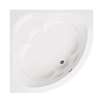 Ванна акриловая Santek - Канны 150х150 см 1WH111983