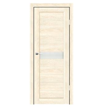 Дверное полотно Синержи Примо, Ваниль, ПДО 600Х2000ММ