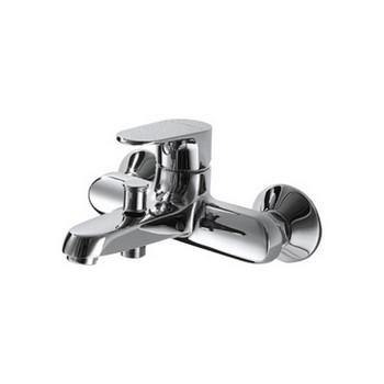 Смеситель Bravat Alfa для ванны c коротким изливом F6120178CP-01
