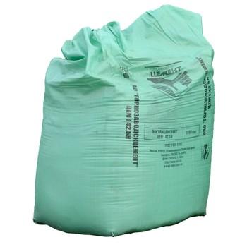 Цемент ЦЕМ I 42,5Н, 1 тонна (ПЦ-500 Д0-Н)