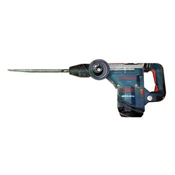 Перфоратор BOSCH GBH 5-40 DE, 1100Вт, 2-10Дж, SDS max. 170-340об/мин, 1700-3300уд/мин