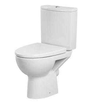 Унитаз-компакт Cersanit Parva New Clean On с сиденьем микролифт S-KO-PA011-3/6-COn-DL-w