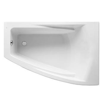 Ванна акриловая Roca Hall Angular 150x100 правая