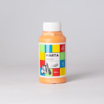 Колер MARTA в/д абрикос, 250мл