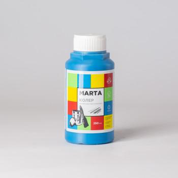 Колер MARTA в/д синий, 250мл