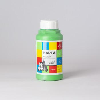 Колер MARTA в/д травяной, 250мл