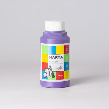 Колер MARTA в/д фиолетовый, 250мл