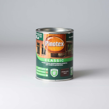Декоративно-защитное средство д/дерева Pinotex Classic Орех, 1л