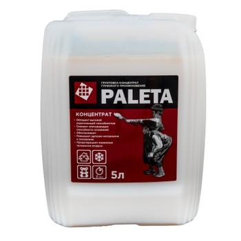 Грунтовка-концентрат Paleta универсальная, 5 л