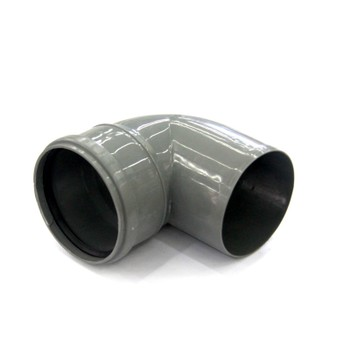 Отвод канализационный 110х87,5гр.