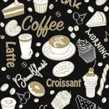 Обои виниловые на бумажной основе Erismann Bon appetit 1976-6