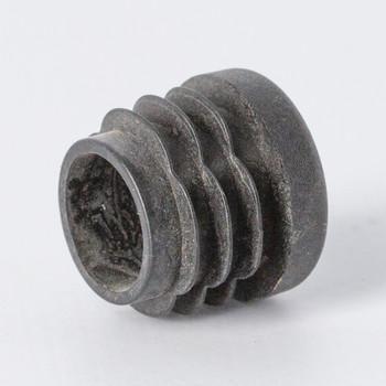Заглушка круглая, внешний диаметр 20 мм