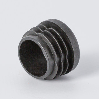 Заглушка круглая, внешний диаметр 25 мм