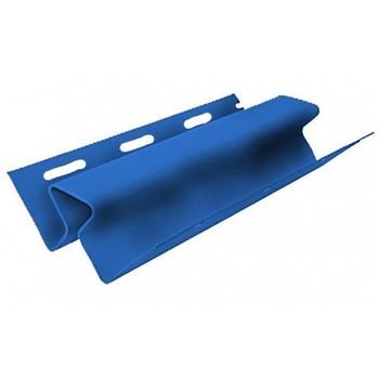 Угол внутренний Файн Вуд плюс (синий) 3,05м Файн Бир