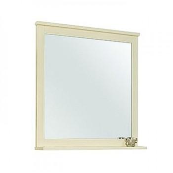 Зеркало Акватон Леон 80 дуб бежевый (1A186402LBPR0)