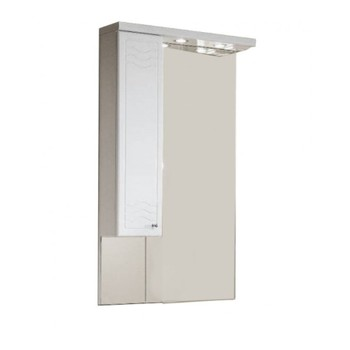 Зеркальный-шкаф Акватон Домус 65 левый (1A008202DO01L)