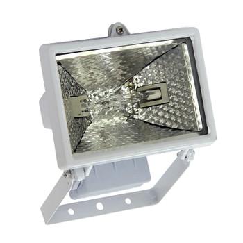 Прожектор галогенный белый с дугой крепления 150Вт NAVIGATOR
