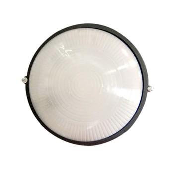 Светильник влагозащищенный круг белый 60Вт НПБ1301