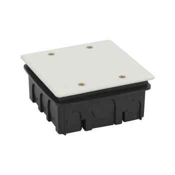 Коробка распределительная для сплошных стен 100x100x50(48)мм SV-54927/IMT35122