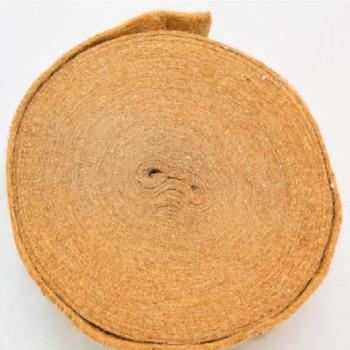 Лен-Джут лента 20мх0,15м (6-8мм)