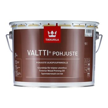 Антисептик Tikkurila Valtti Primer (Pohjuste) Бесцветный, 9л