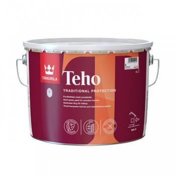 Краска Tikkurila Teho Ikkunamaali для окон база А 9л
