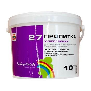 Пропитка ВДАК Р-27, 10кг