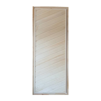 Дверь банная (липа), 700х1700 мм
