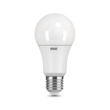 Лампа Gauss LED Elementary A60 15W E27 теплый свет 3000K