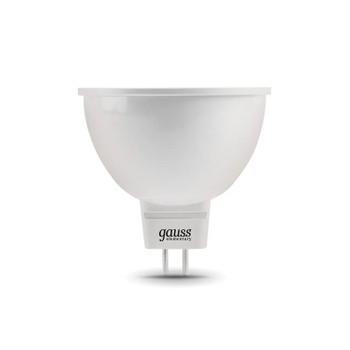 Лампа Gauss LED Elementary MR16 GU5.3 9W теплый свет 3000K