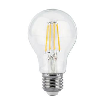 Лампа Gauss LED Filament A60 E27 10W теплый свет 2700К
