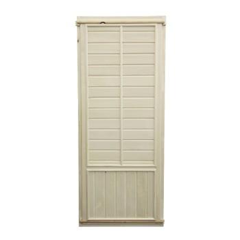 Дверь банная (осина), 700х1700
