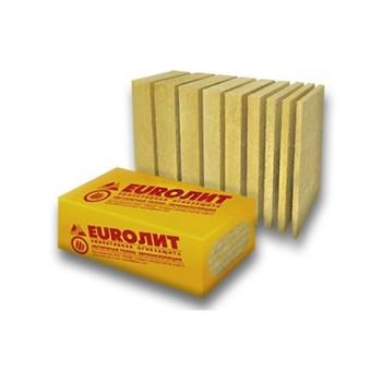 Утеплитель EURO-ЛИТ 150 1000х600х50 мм 4 штуки в упаковке