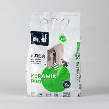 Клей для плитки Bergauf Pro Keramik, 5 кг