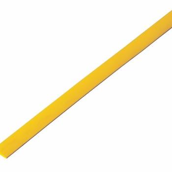 Термоусадка желтая 6,0/3,0 мм 1м REXANT