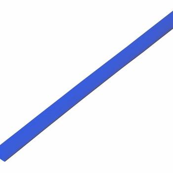 Термоусадка синяя 6,0/3,0 мм 1м REXANT
