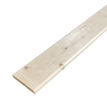 Имитация бруса хвоя 20х135(141)х3000 мм сорт АВ