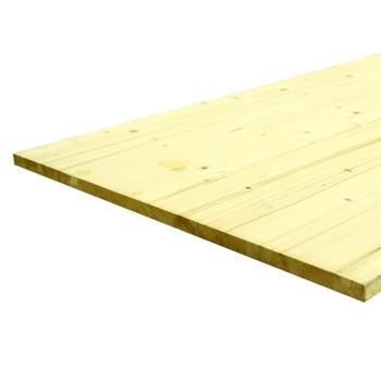 Щит мебельный 18х600х2000 мм (сорт АВ)